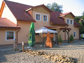 Pension Boudica in Gregorovce