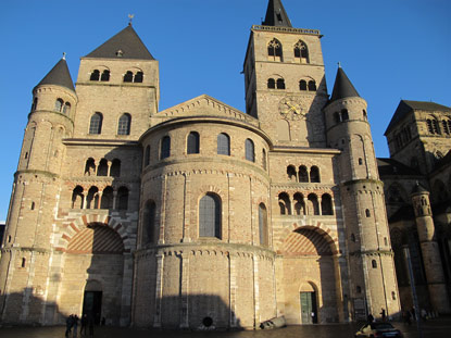 Dom St. Peter in Trier